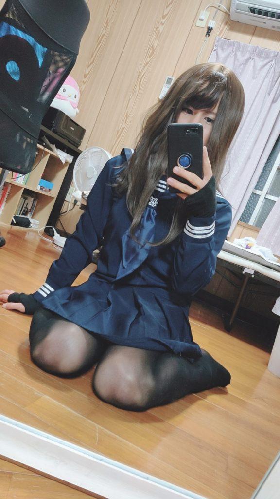女装セーラー